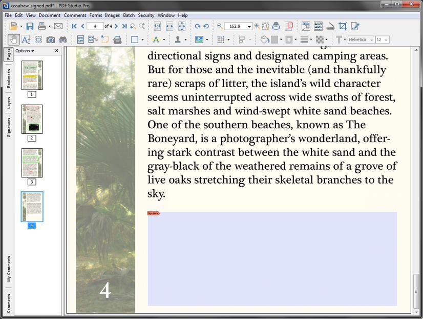 adding digital signature to pdf