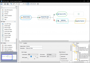 PAS Workflow Editor